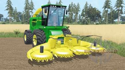 John Deere 7180 & Kemper 460 plus pour Farming Simulator 2015