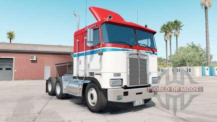 Kenworth K100E pigment ᶉed für American Truck Simulator