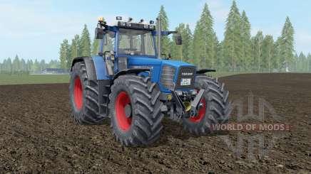 Fendt Favorit 816-824 Turboshift honolulu blue pour Farming Simulator 2017