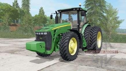 John Deere 8245R-8345R pour Farming Simulator 2017