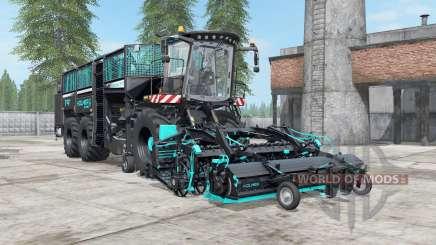 Holmer Terra Dos T4-40 Limitée Editioɳ pour Farming Simulator 2017
