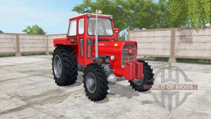 IMT 577 DV vivid red für Farming Simulator 2017