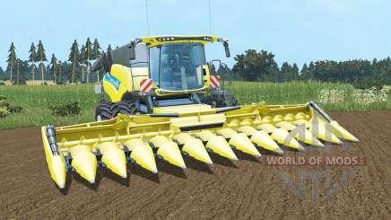 New Holland CR10.90 mulifruit pour Farming Simulator 2015
