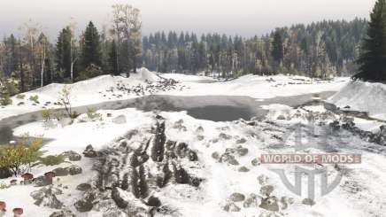 Früh Schnee v1.1 für Spin Tires