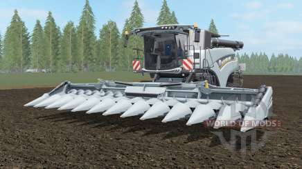 New Holland CR10.90 paint and chassis choice pour Farming Simulator 2017