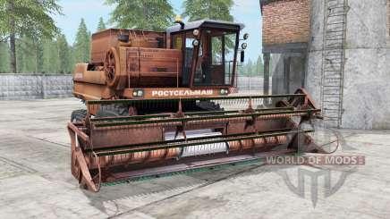 N'-1500 brun couleur jaune pour Farming Simulator 2017