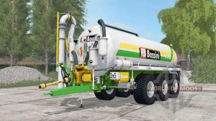 Bossini B3 200 pantone green pour Farming Simulator 2017