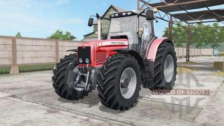 Massey Ferguson 6460-6495 für Farming Simulator 2017