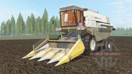 Fortschritt E 516 B dark tan für Farming Simulator 2017