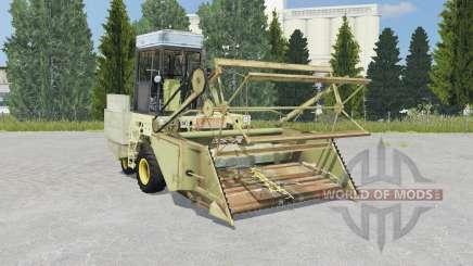 Fortschritt E 281-E pour Farming Simulator 2015