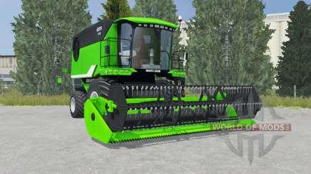 Deutz-Fahr 6095 HTS ɠreen pour Farming Simulator 2015