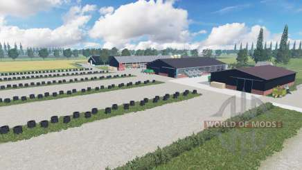 Friesland für Farming Simulator 2015