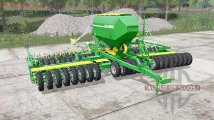 Horsch Pronto 9 DC dark pastel green pour Farming Simulator 2017