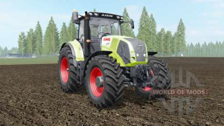 Claas Axion 810-850 pour Farming Simulator 2017