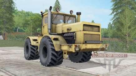 Kirovets K-700A gelb Farbe für Farming Simulator 2017