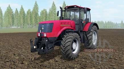 MTZ-3022ДЦ.1 la Biélorussie pour Farming Simulator 2017