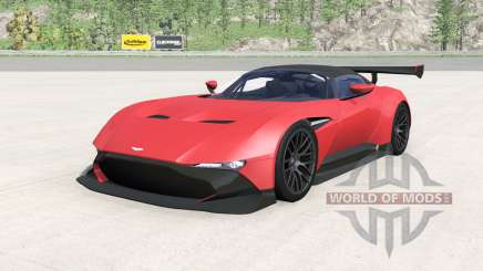 Aston Martin Vulcan 2015 pour BeamNG Drive