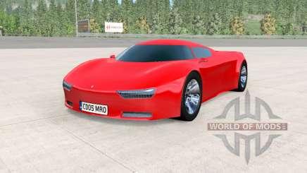 Autenger Fiter concept pour BeamNG Drive