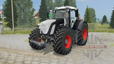 Fendt 939 Vario Black Beautỿ für Farming Simulator 2015