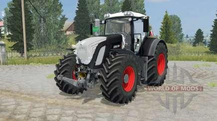 Fendt 939 Vario Noir Beautỿ pour Farming Simulator 2015
