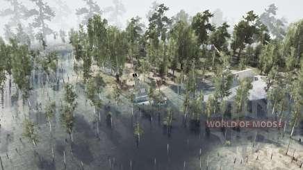 Hells Swamp für MudRunner