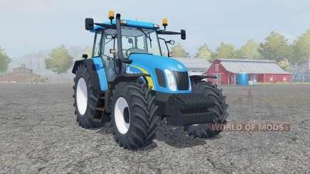 New Holland TL100A pour Farming Simulator 2013