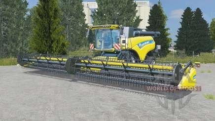 New Holland CR10.90 pantone yellow pour Farming Simulator 2015