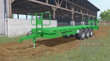 Laumetris PTL-20R pantone green pour Farming Simulator 2017