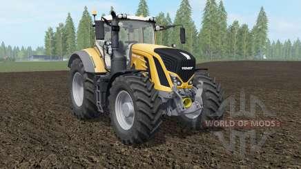 Fendt 927-939 Vario tulip tree pour Farming Simulator 2017