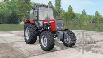MTZ-820 Белаꝓус pour Farming Simulator 2017
