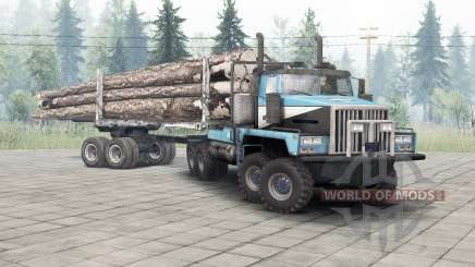 Western Star 6900TS v1.2 sea serpent für Spin Tires