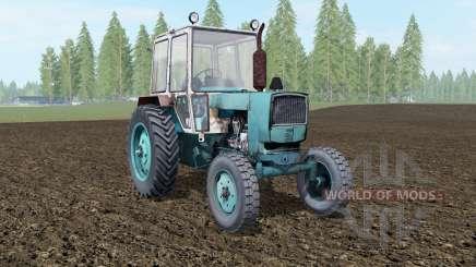 UMZ-6КЛ chargeur frontal pour Farming Simulator 2017