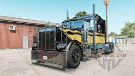 Kenworth W900A black für American Truck Simulator