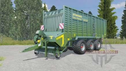 Strautmann Tera-Vitesse CFS 5201 DO hippie green für Farming Simulator 2015