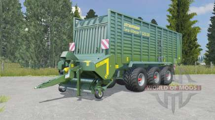 Strautmann Tera-Vitesse CFS 5201 DO hippie green pour Farming Simulator 2015