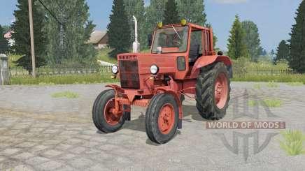MTZ-80, Bélarus soft-Kasy Okas pour Farming Simulator 2015