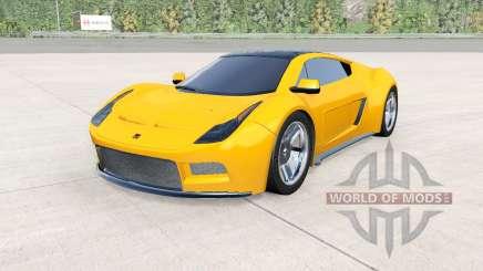Saleem S5S Raptor für BeamNG Drive