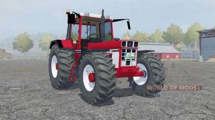 International 1055 alizarin crimson pour Farming Simulator 2013