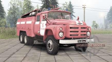 AC-40 (133GÂ) Modell 181 für Spin Tires