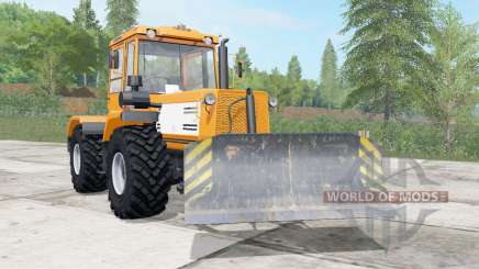 T-150K-09-25 bulldozer pour Farming Simulator 2017