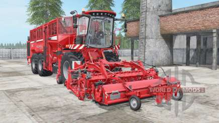 Holmer Terra Dos T4-40 light brilliant red für Farming Simulator 2017