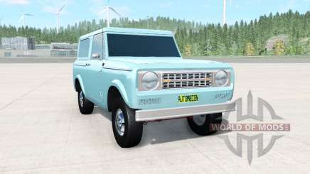 Henry Bucker 1966 pour BeamNG Drive
