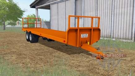 Richard Western BTTA 14-32 real model für Farming Simulator 2017
