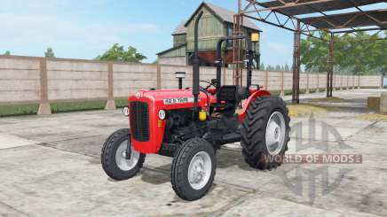 Tafe 42 DI light brilliant red für Farming Simulator 2017