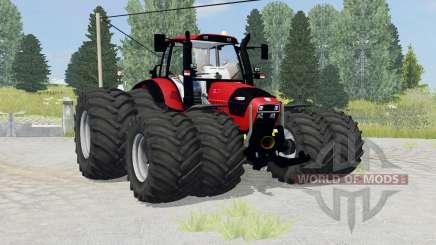 Hurlimann XL 130 twin wheels für Farming Simulator 2015