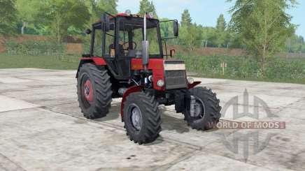 MTZ-Biélorussie 920 pour Farming Simulator 2017