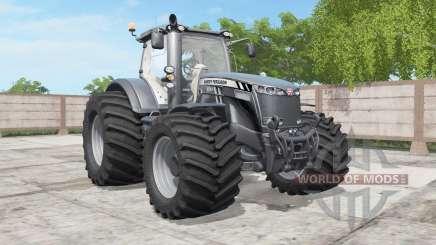 Massey Ferguson 8700-series für Farming Simulator 2017