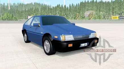 Mitsubishi Cordia GSR Turbo für BeamNG Drive
