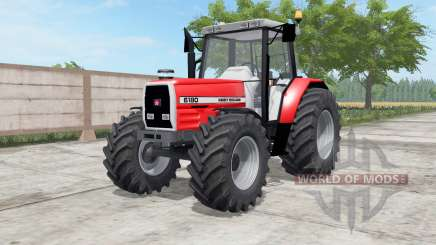 Massey Ferguson 6180 pour Farming Simulator 2017