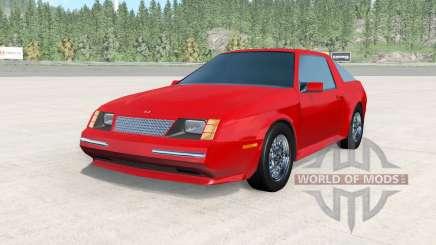 Pontivac Fiercer GT für BeamNG Drive